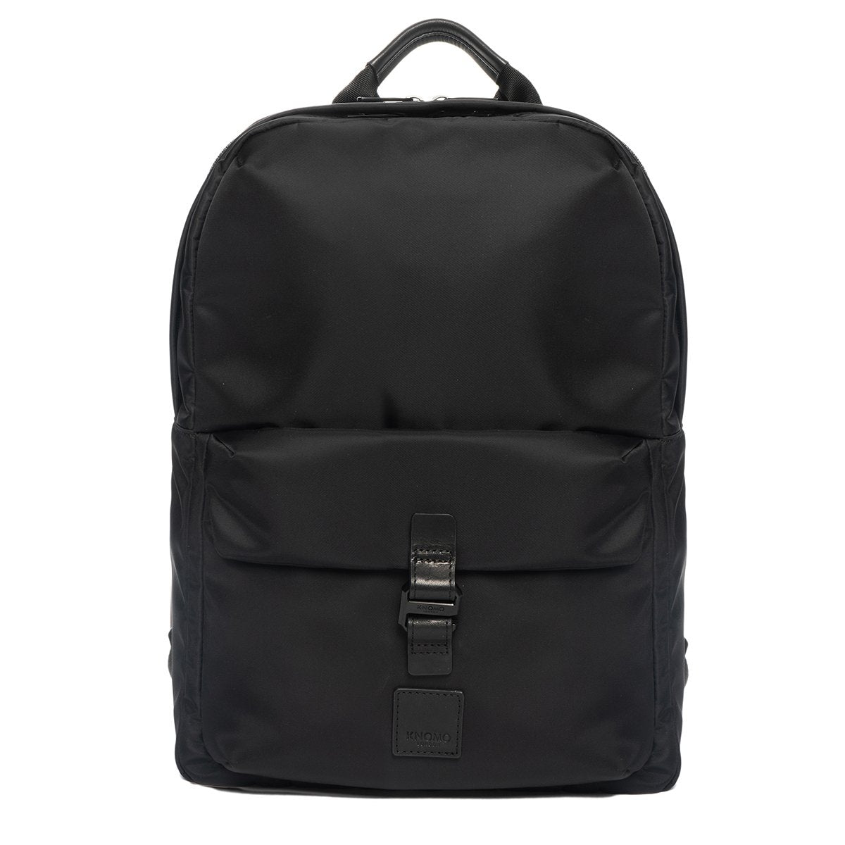 "KNOMO Christowe Backpack From Front 15"" -  Black 