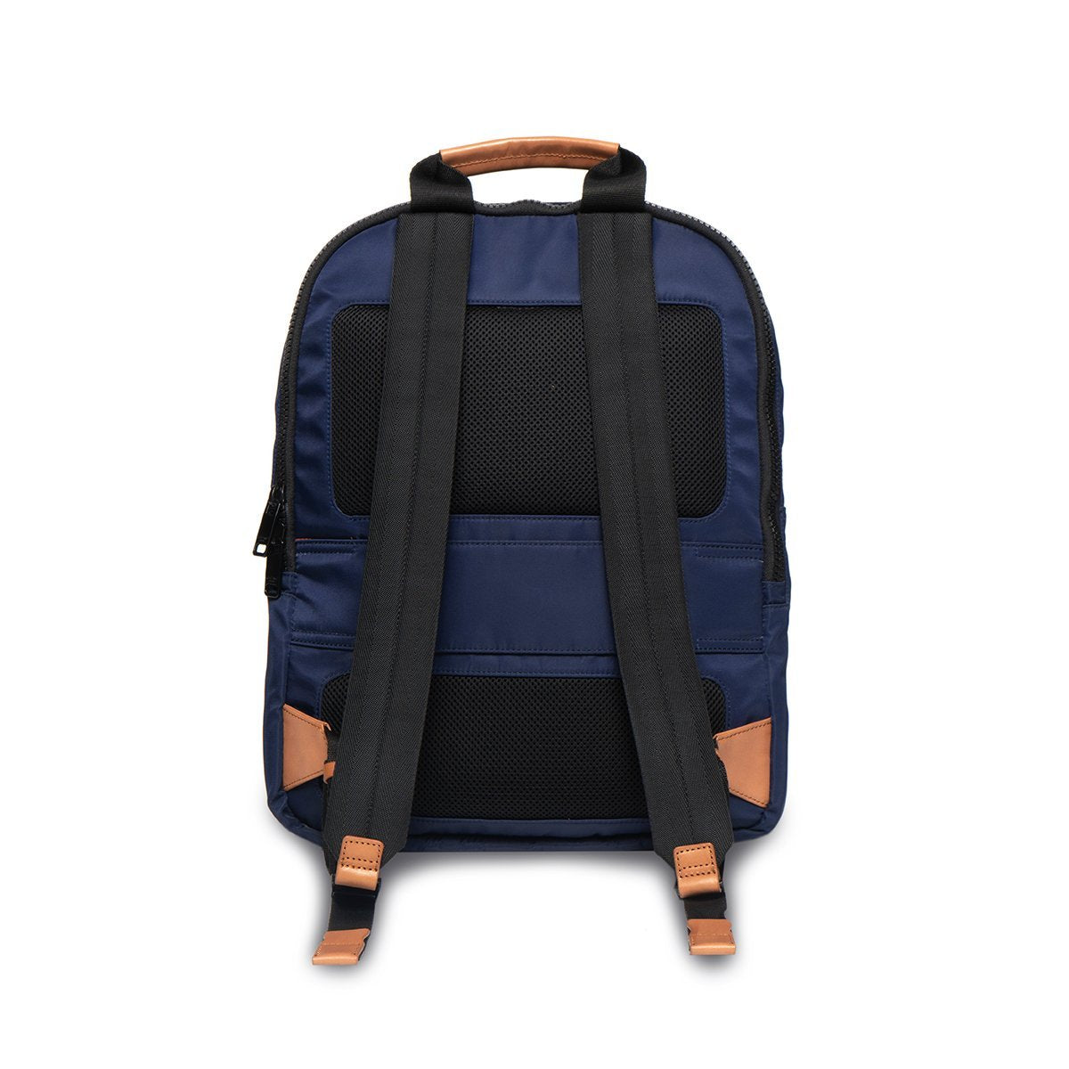 "KNOMO Christowe Backpack From Back 15"" -  Dark Navy 