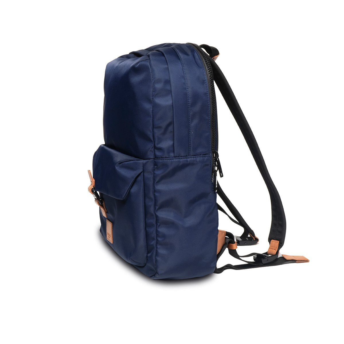"KNOMO Christowe Backpack From Side 15"" -  Dark Navy 
