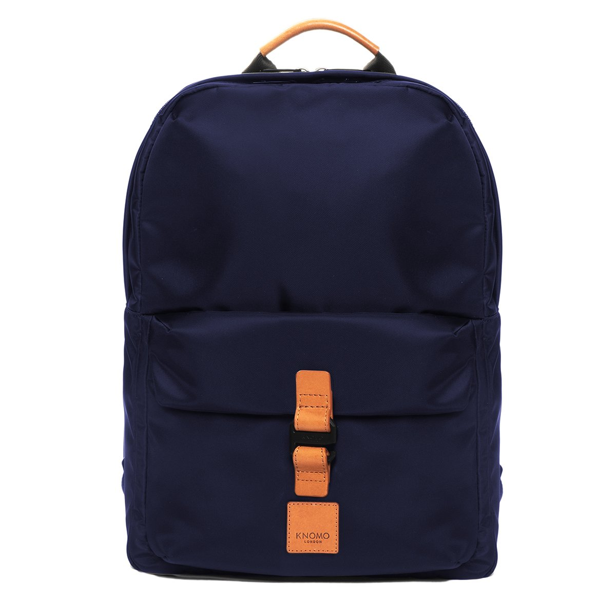 "KNOMO Christowe Backpack From Front 15"" -  Dark Navy 