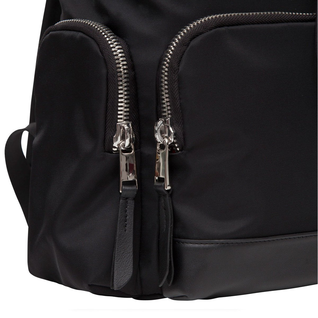"Clifford Womens 13"" Leather Laptop Backpack - KNOMO"