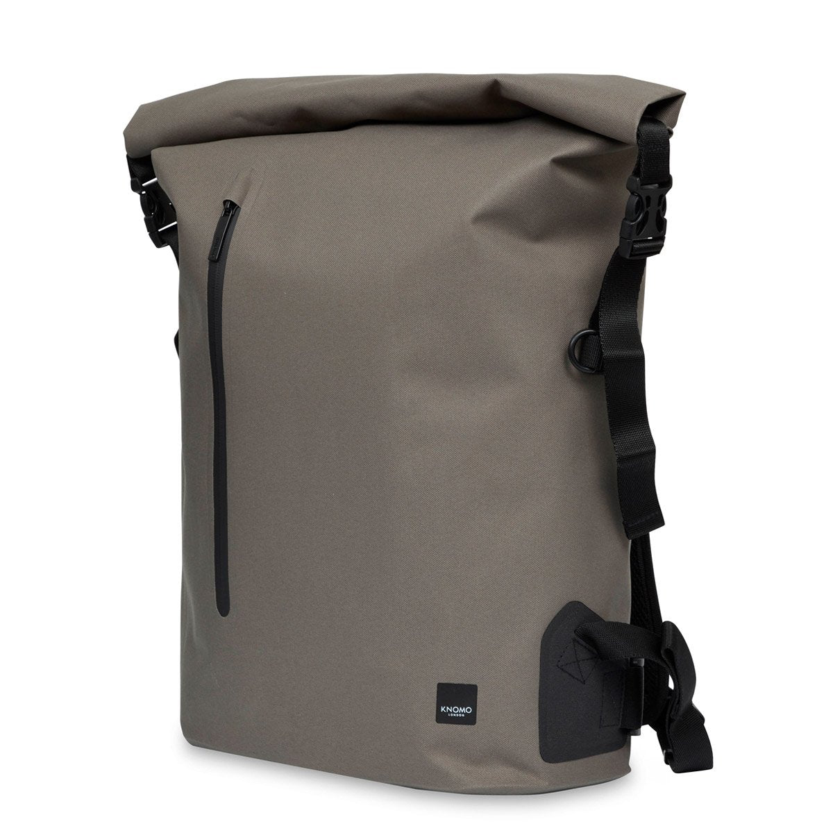 Water Resistant Roll Top Laptop Backpack 14""