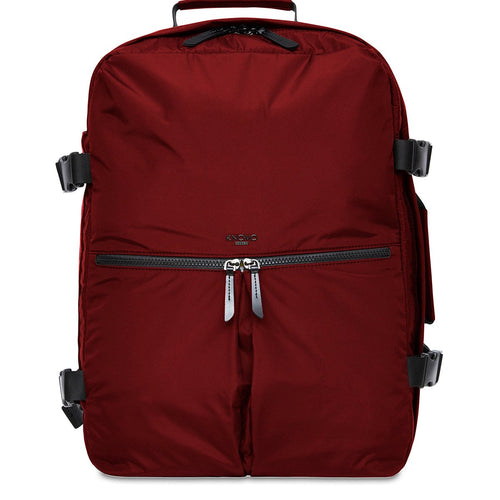 "KNOMO Budapest 15.6"" Ultra Lightweight Travelpack From Front 