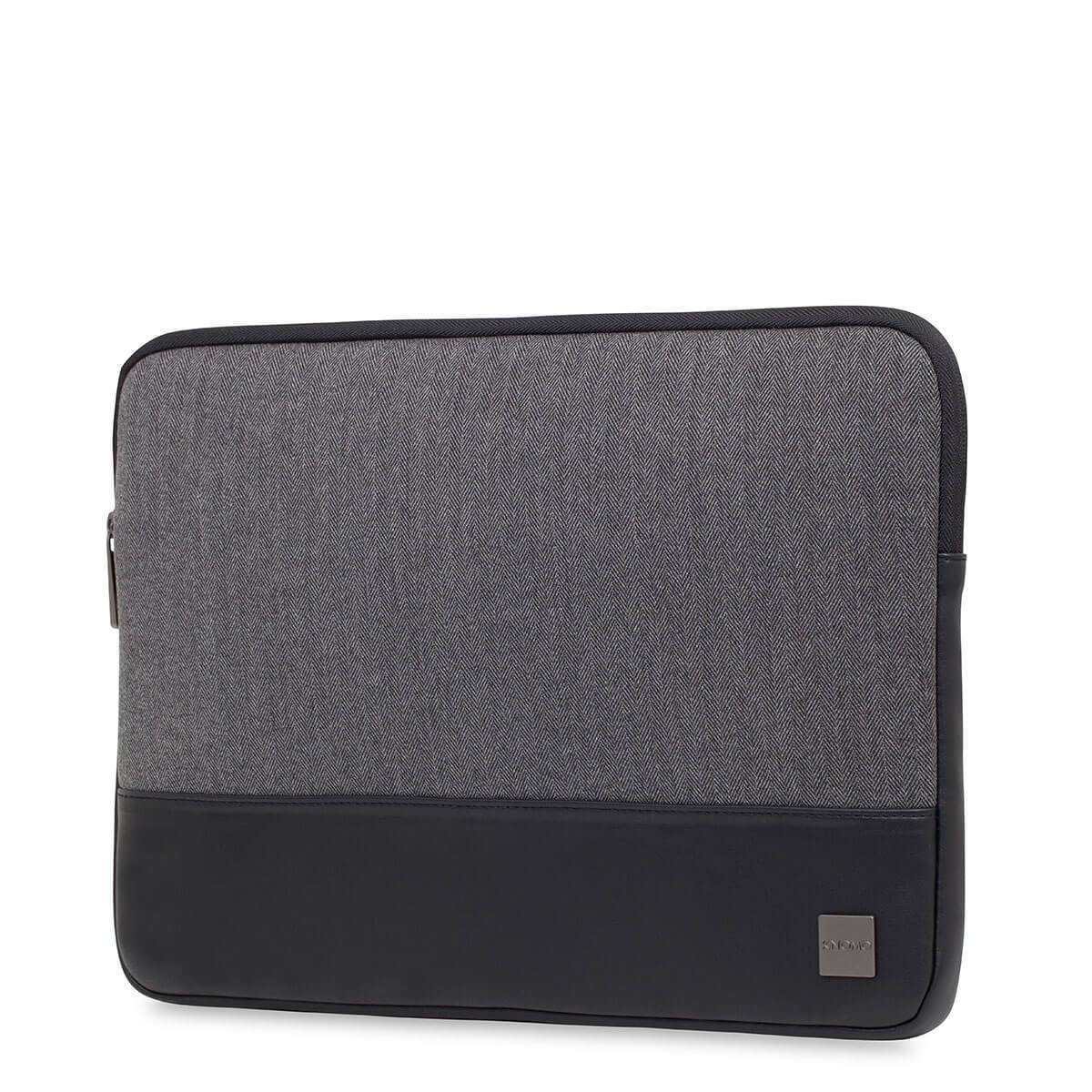 "Herringbone Laptop Sleeve 14"" Herringbone Laptop Sleeve - 14"" -  Grey 