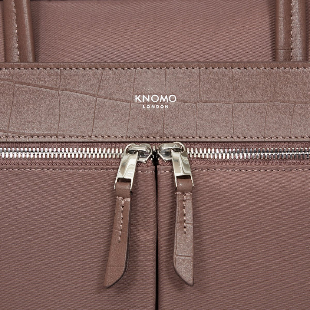 "Hanover Womens 14"" Slim Soft Laptop Briefcase - Fig 