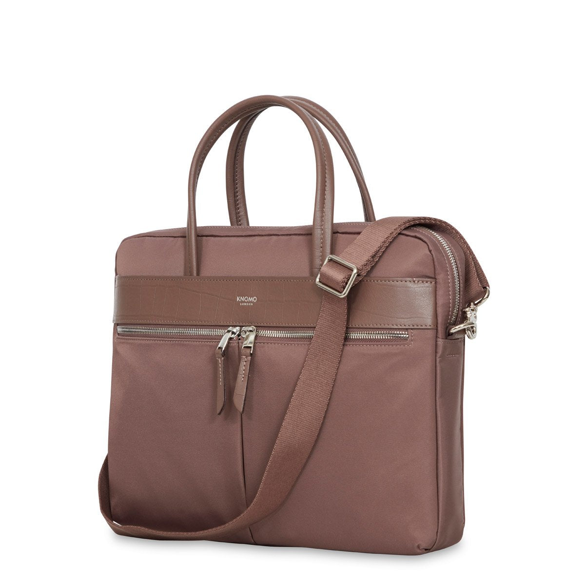 "Hanover Laptop Briefcase - 14"" -  Fig 