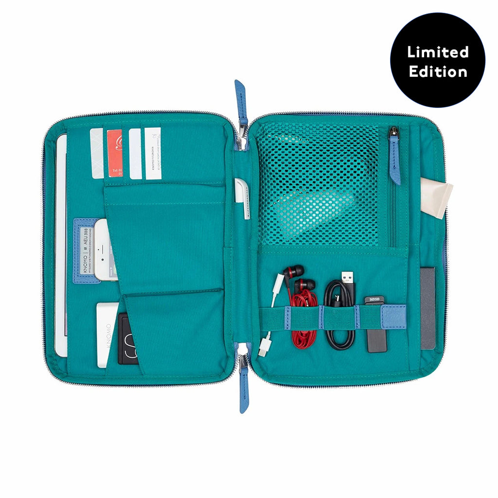 "Mayfair 10.5"" Knomad Tech Organiser (Limited Edition) – KNOMO"