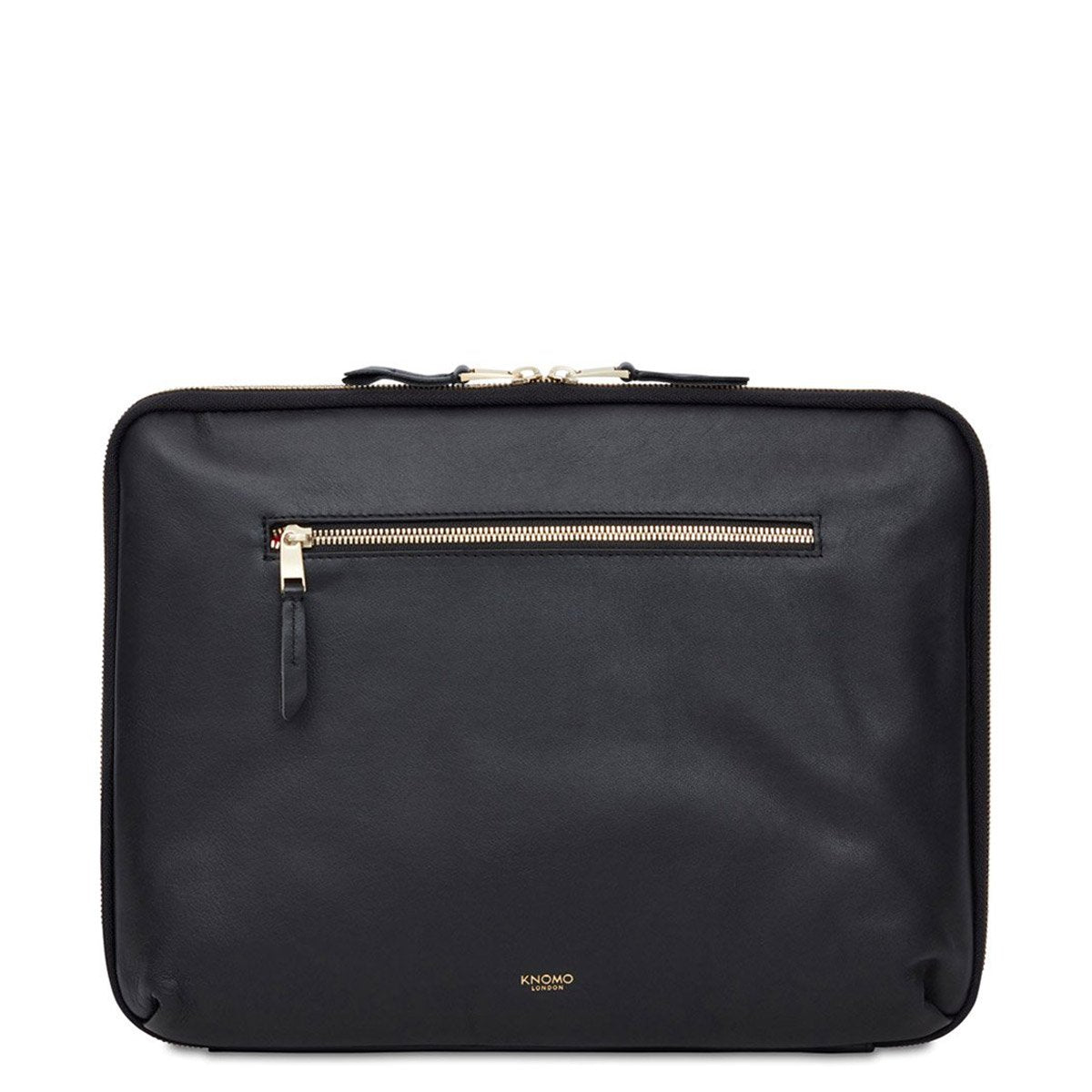 Knomad 13inch black leather