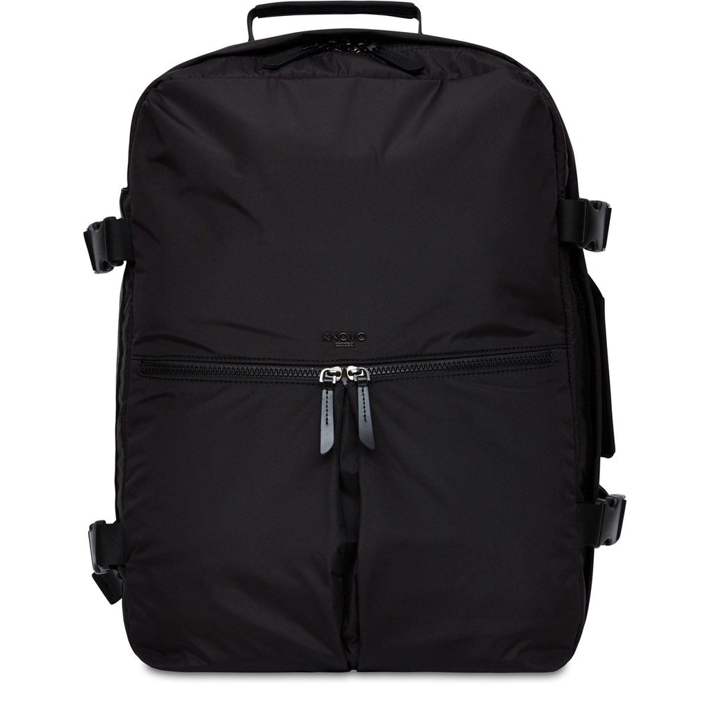 "Budapest Ultra Lightweight Travelpack 15.6"" - Black 