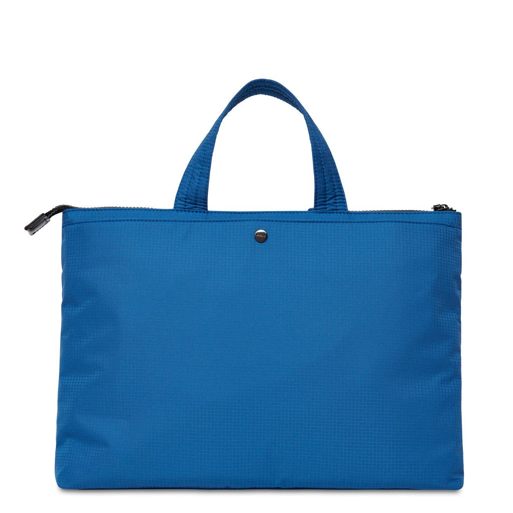 "Copenhagen Womens 14"" Slim Laptop Briefcase - Nautical Blue 