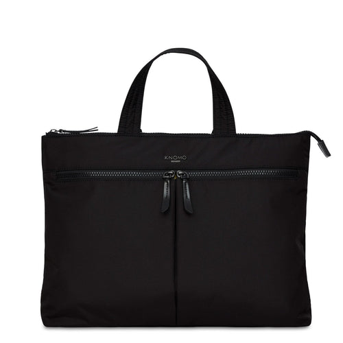 "KNOMO Copenhagen Laptop Briefcase - 14"" From Front 