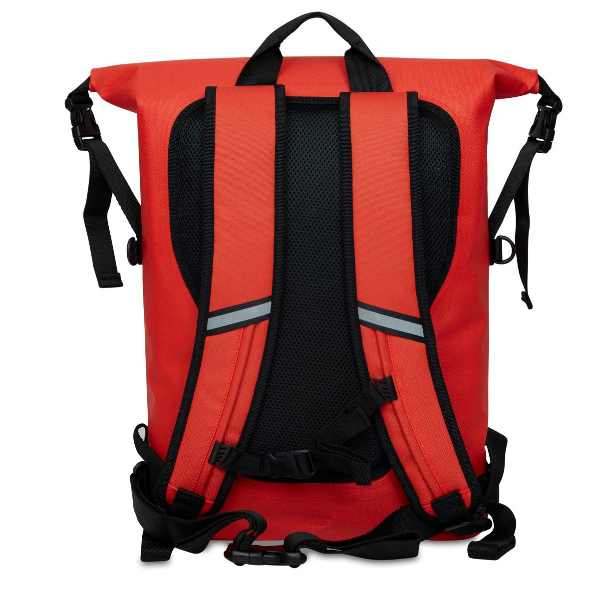 "Cromwell Roll-Top Laptop Backpack - 14"" -  Flash Orange 