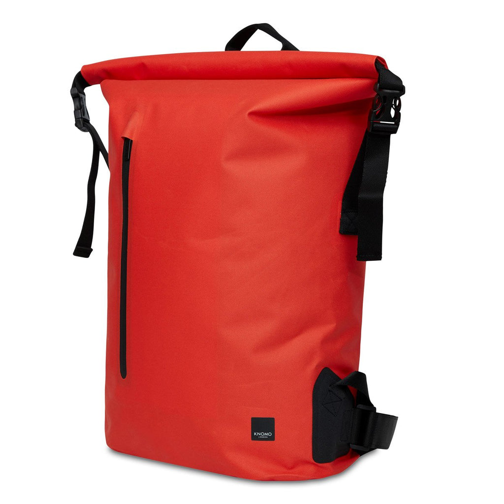 a9785194f Water Resistant Roll Top Laptop Backpack 14