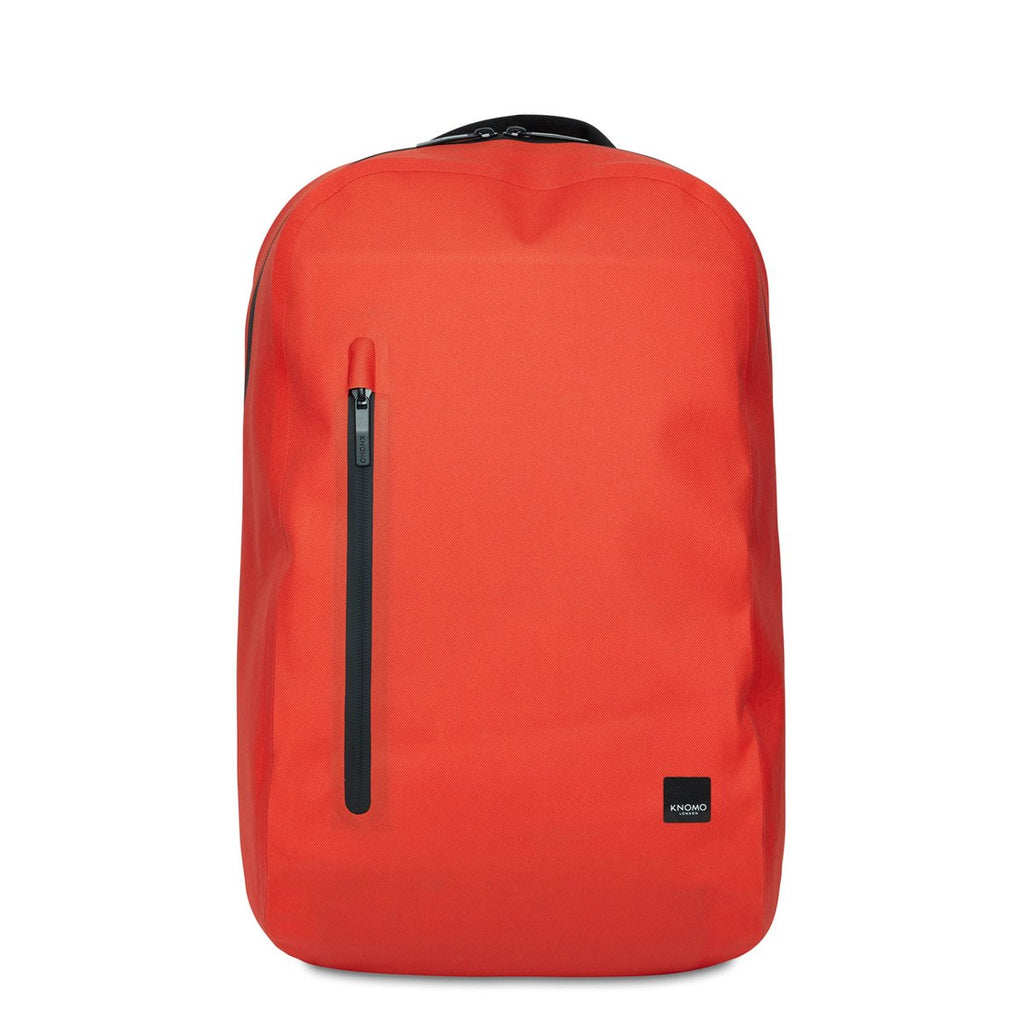 "Harpsden Mens 14"" Waterproof Laptop Backpack - Flash Orange 