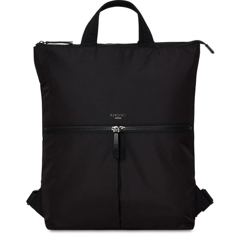 "KNOMO Reykjavik Laptop Tote Backpack - 15"" From Front 