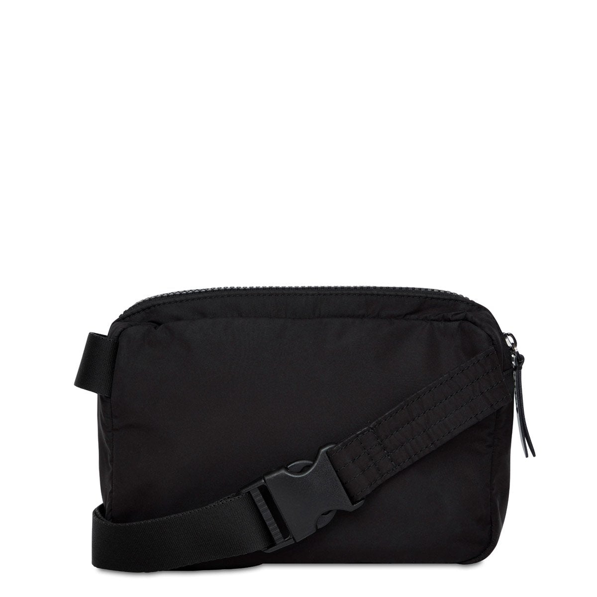 "KNOMO Palermo Ultra Lightweight X-Body From Back With Strap 10.5"" -  Black 