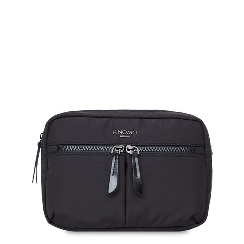 KNOMO Palermo Ultra Lightweight Cross-Body From Front | knomo.com