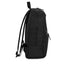 "KNOMO Berlin Laptop Backpack From Side 15"" -  Black 