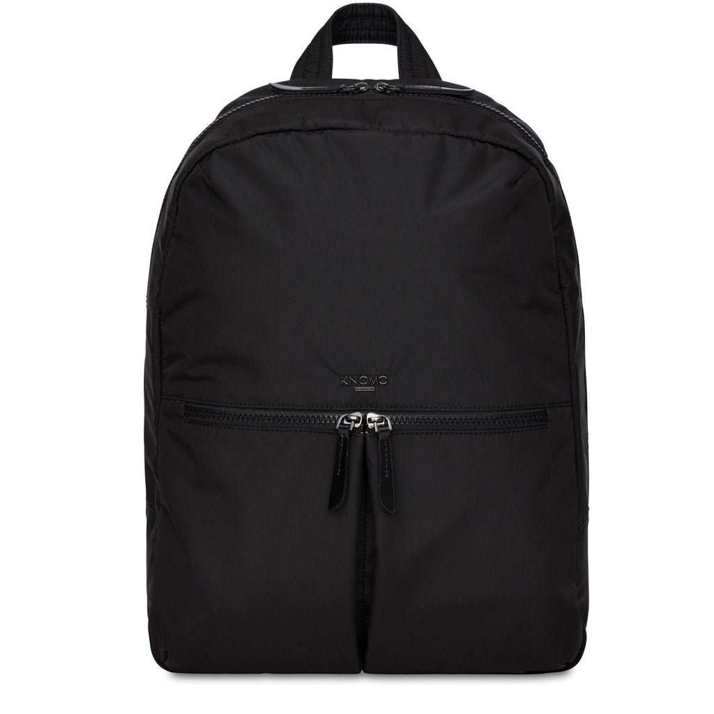 black laptop backpack bag