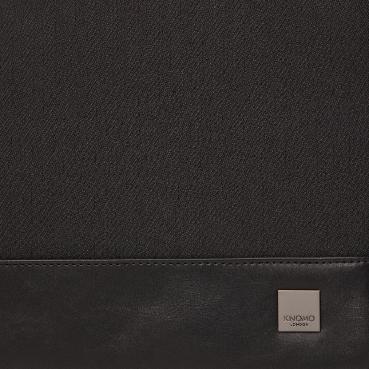 "Herringbone Laptop Sleeve 13"" Herringbone Laptop Sleeve - 13"" -  Black 