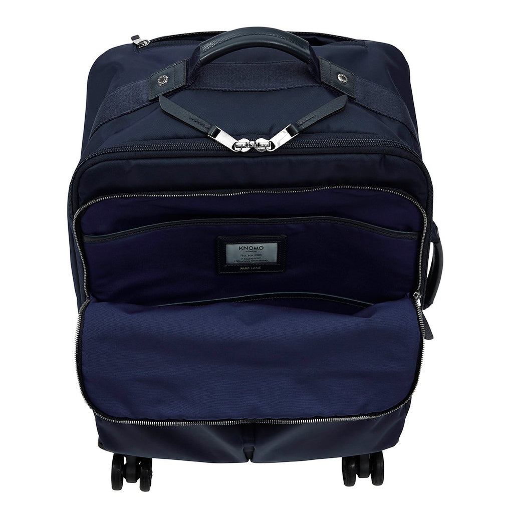 "Park Lane Luggage 4 Wheel 15"" - Dark Navy 