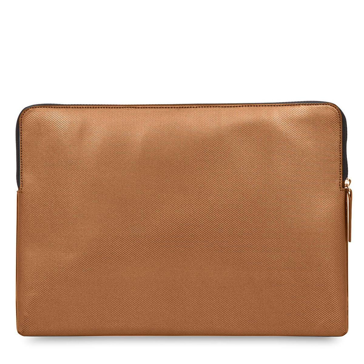 "KNOMO Embossed 15"" Laptop Sleeve - Bronze"