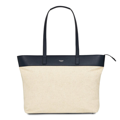 "KNOMO Maddox Laptop Tote Bag - 15"" From Front 