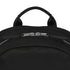 "KNOMO Mini Beaufort Backpack Zip Close Up 12"" -  Black 