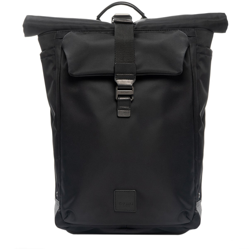 "Roll-Top Laptop Backpack - 15"" – KNOMO"