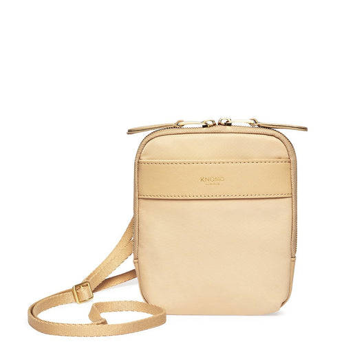 KNOMO Rex Cross-Body From Front | knomo.com