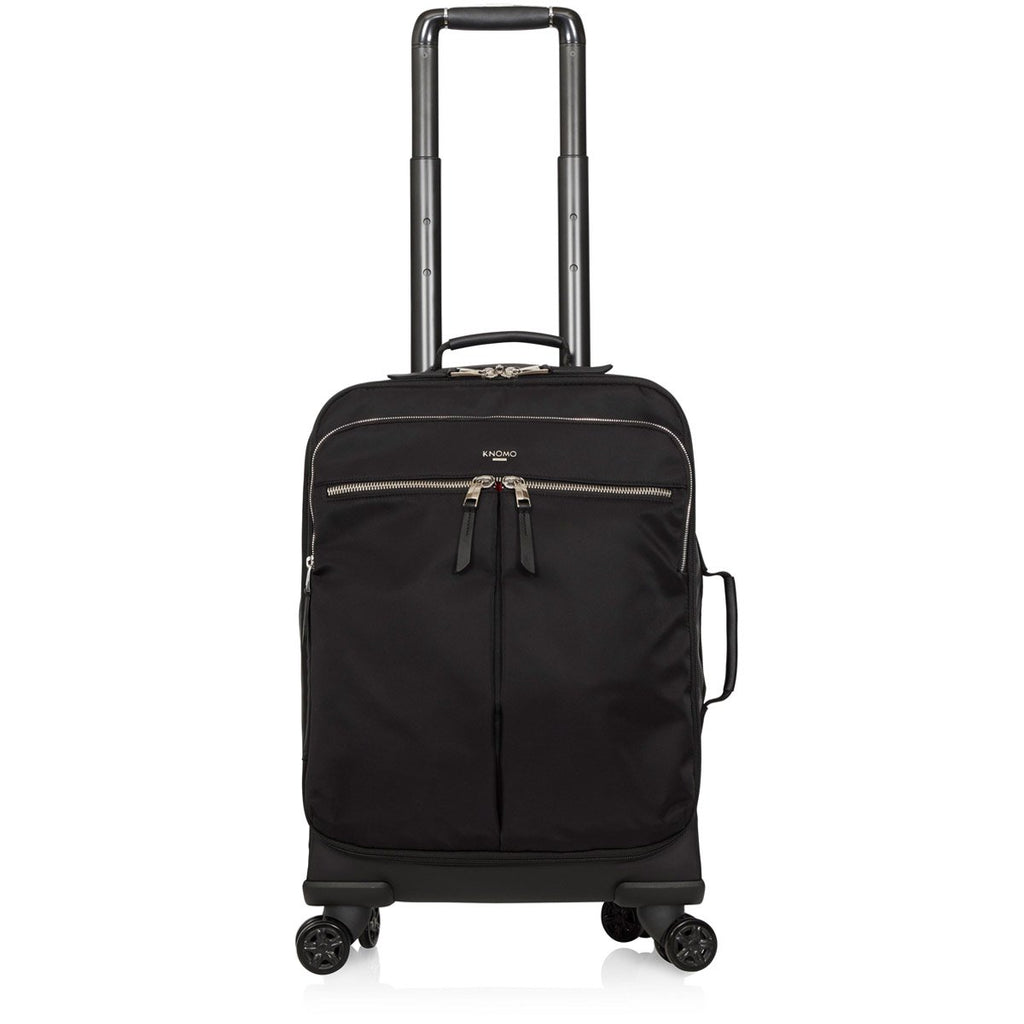 "Park Lane Luggage 4 Wheel 15"" - Black 