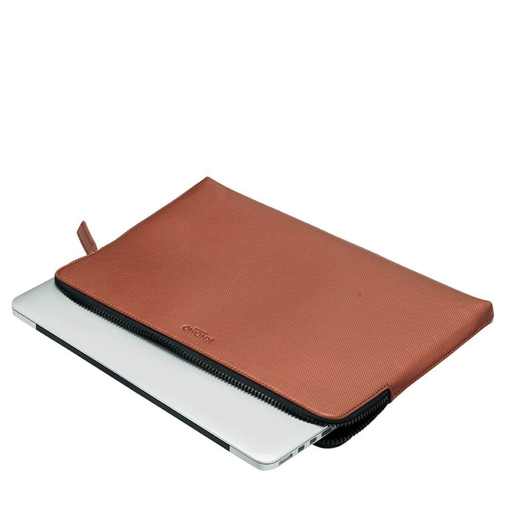 "KNOMO Embossed 12"" Laptop Sleeve - Copper"