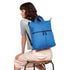 "Reykjavik Laptop Tote Backpack - 15"" -  Nautical Blue 