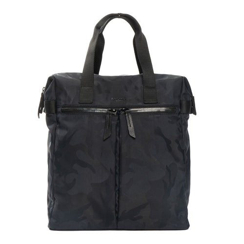 "KNOMO Santiago Laptop Tote Backpack - 14"" From Front 