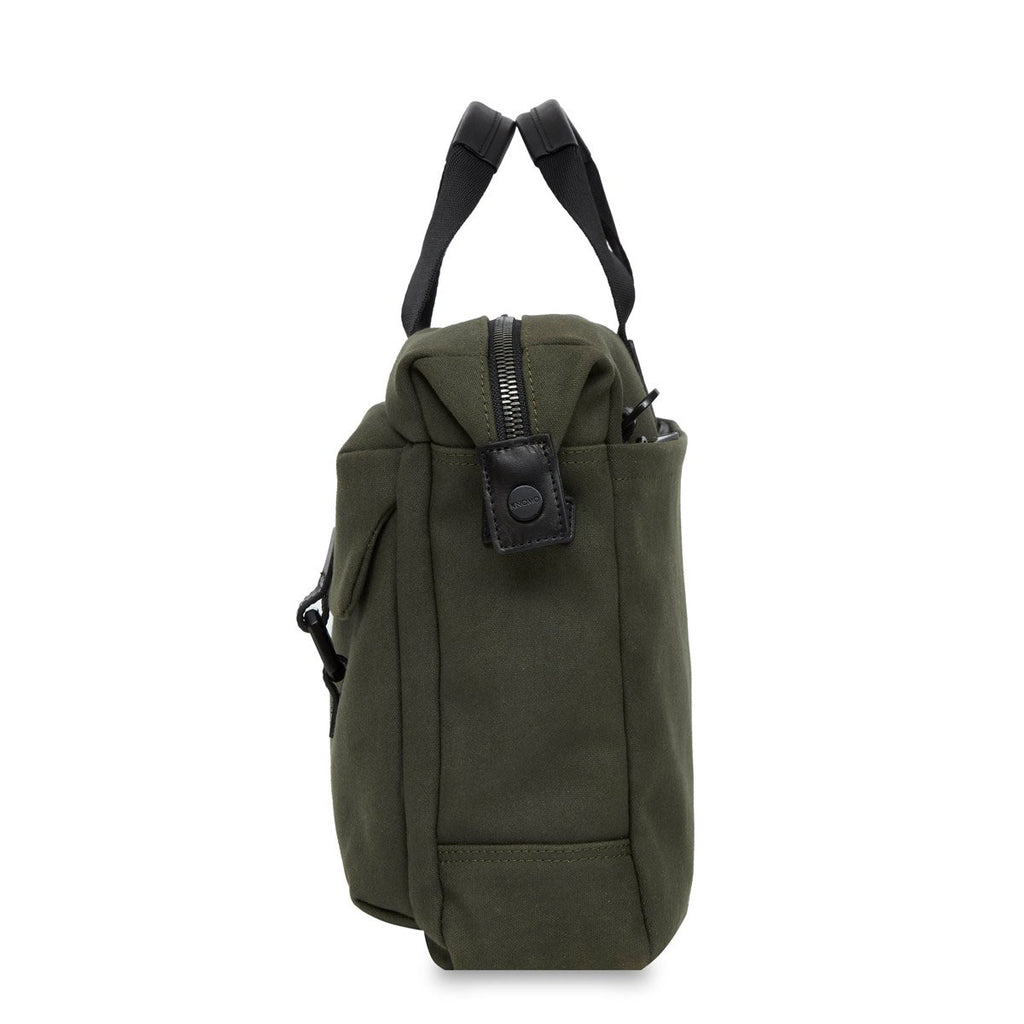 "Tournay Briefcase 15"" - Dark Green 