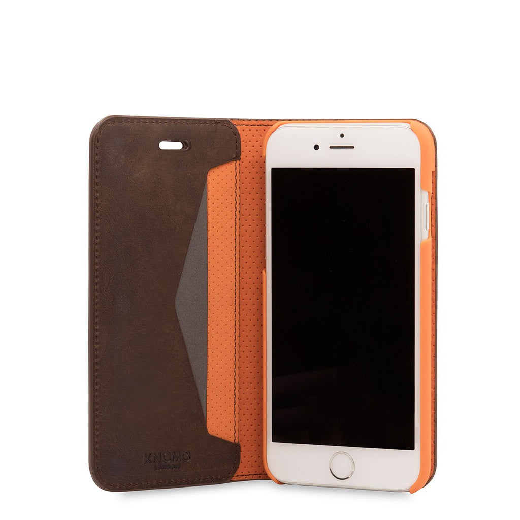 Premium Leather Folio - iPhone 7/8