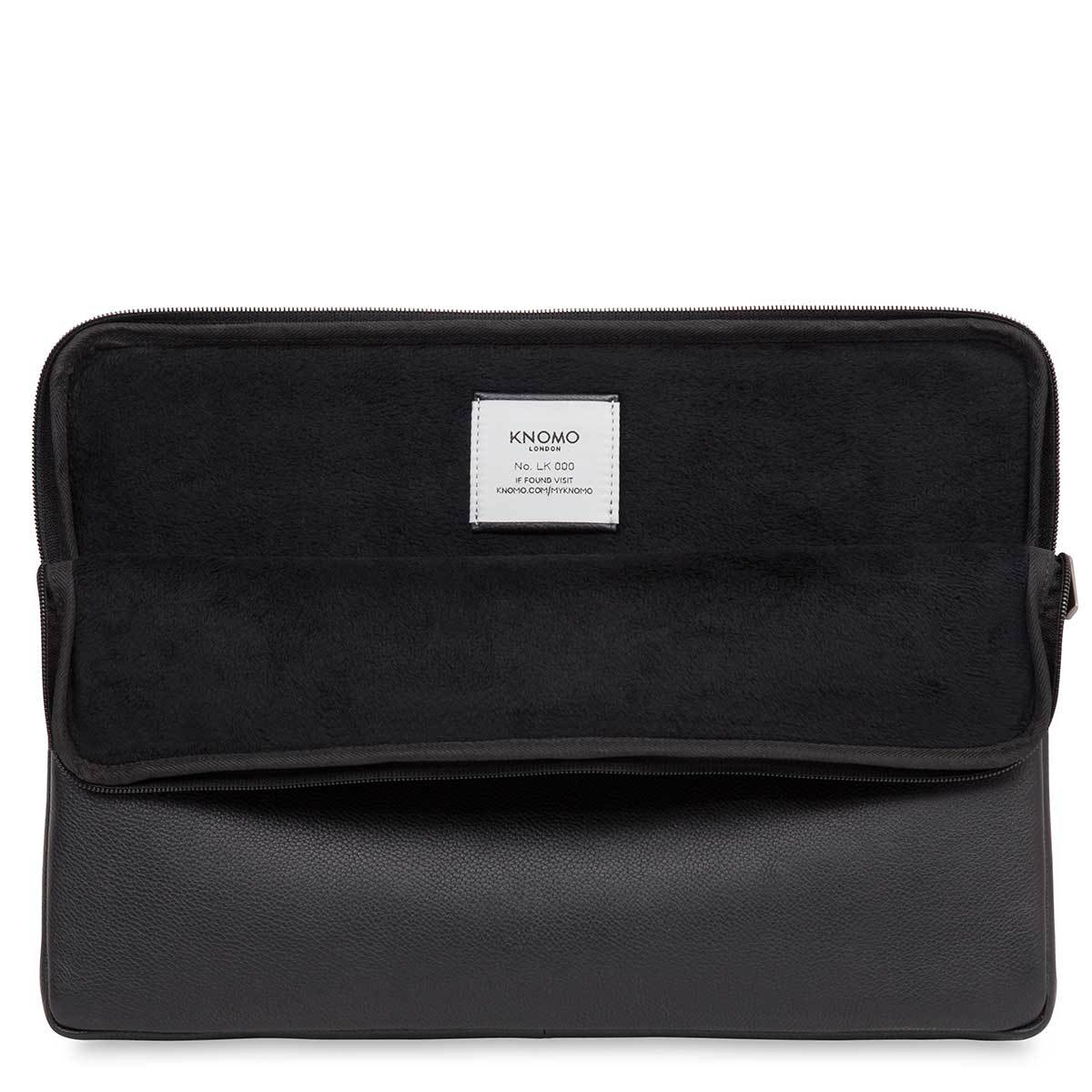 Leather Laptop Sleeve - 15""