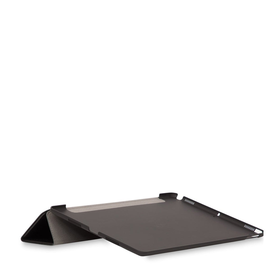 "Leather 10.5"" iPad Pro 2017 Folio Case Tri-Fold - Black – KNOMO"