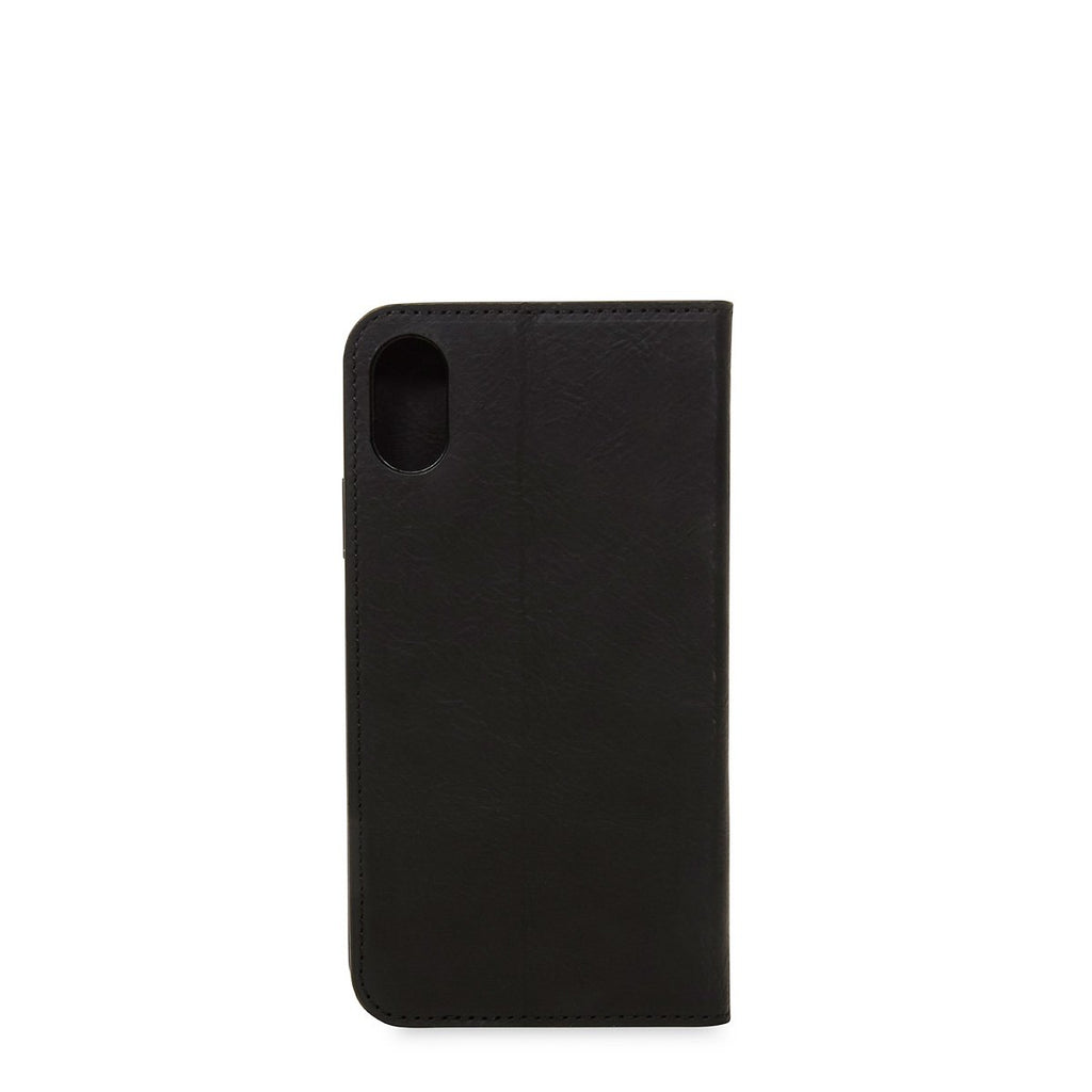Premium Leather Folio - iPhone X/XS