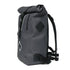 "KNOMO Kew Roll-Top Laptop Backpack Three Quarter View 15"" -  Grey 