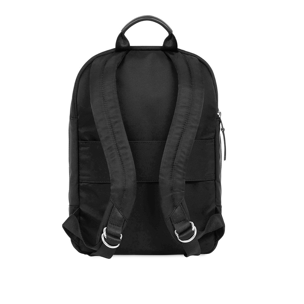 "KNOMO Mini Beaufort Backpack From Back 12"" -  Black 