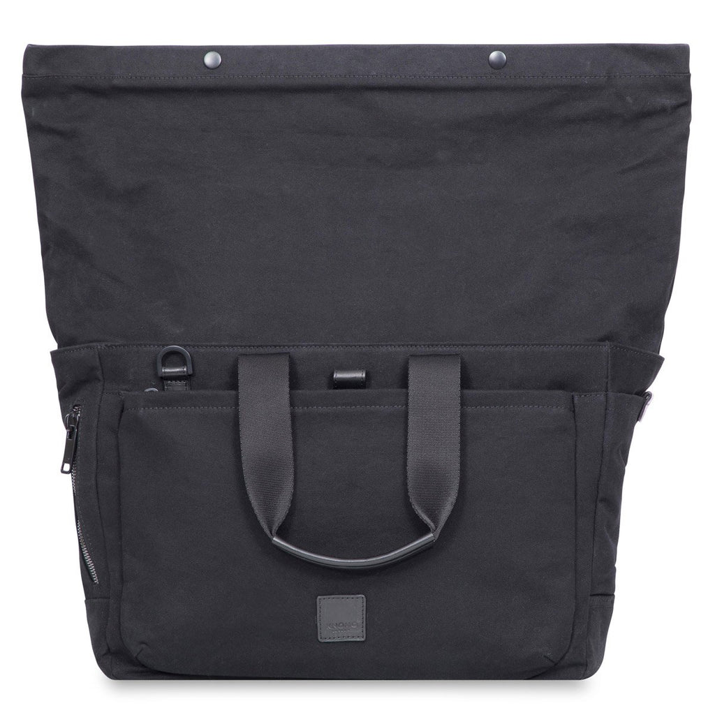 Roll-Top Laptop Briefcase - 15""
