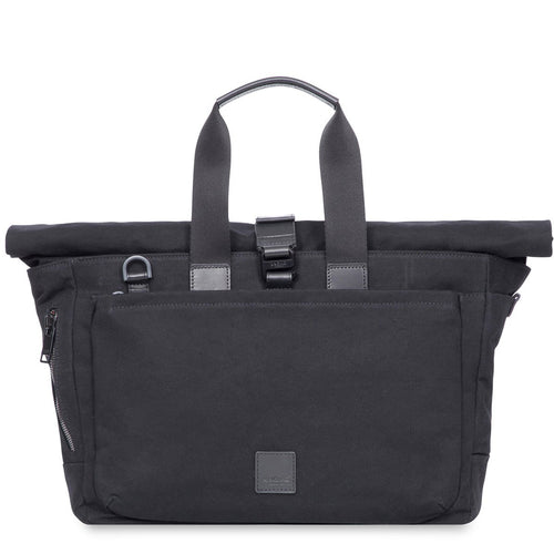 "Roll-Top Laptop Briefcase - 15"" - Sullivan 