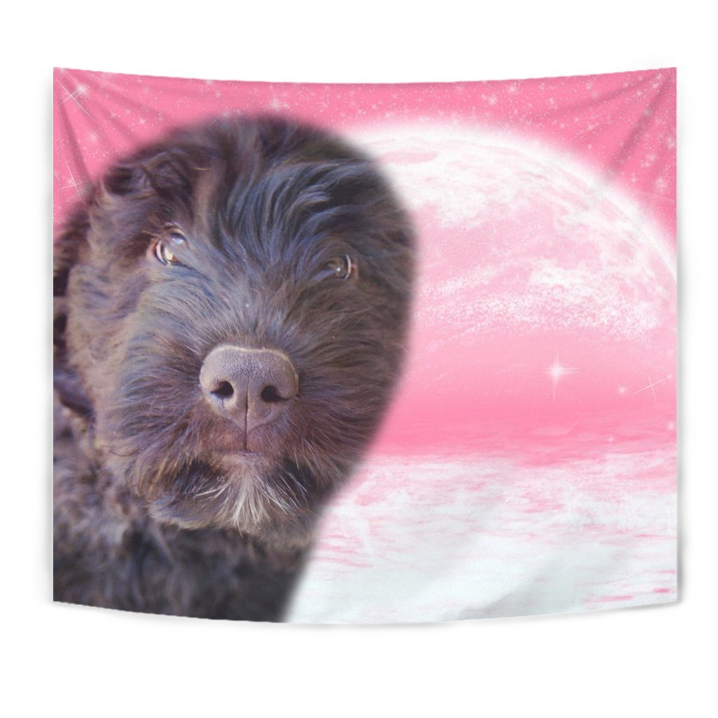 Bouvier des Flandres Dog Print Tapestry-Free Shipping
