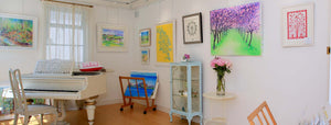 Dove Tree Art Gallery in Harrogate