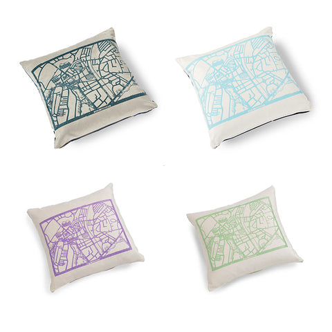 Enjoy Harrogate Velvet Cushion range
