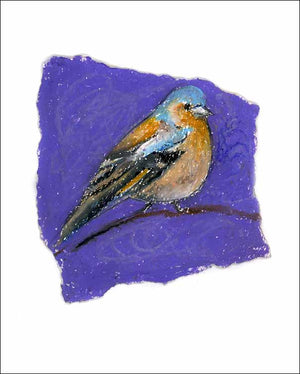 Chaffinch, unframed Giclée limited edition print