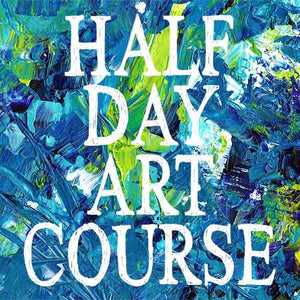 Half day Harrogate art course by Anita Bowerman