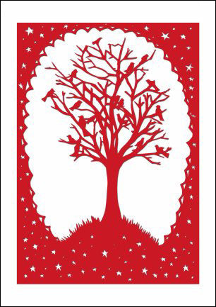 The Dove's Tree, unframed open edition Giclée print
