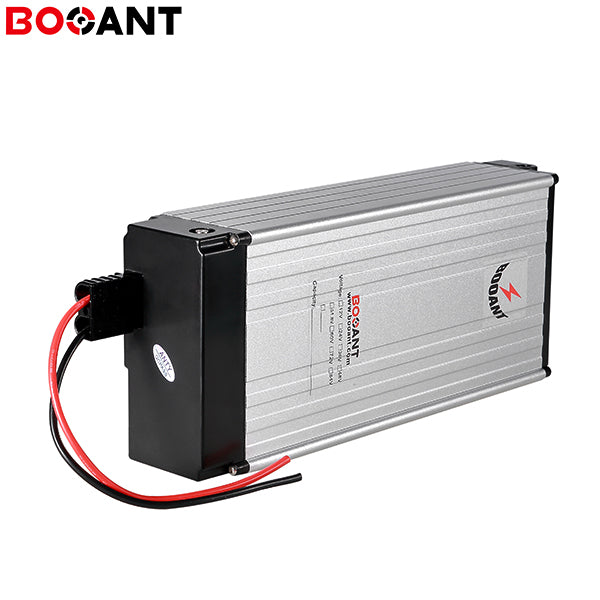 Rear Rack Style Electric Bike Battery
